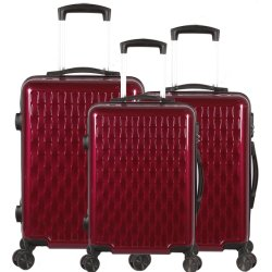 2019 새로운 디자인된 최신유행 여행 여행 가방 PC+ABS 수화물