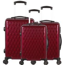 2019 Nuevo diseño de moda PC+ABS Maleta de Viaje equipaje