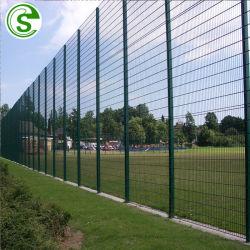 La galvanisation de clôture à mailles de sécurité en acier inoxydable 358