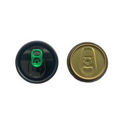 飲料缶のための黒いアルミ缶のふたか容易な開放端202/200