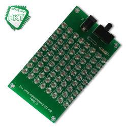 PCB 공급업체 HASL 무연 기능 테스트 94V0 LED PCB CE ISO 인증을 획득한 어셈블리 PCB 보드