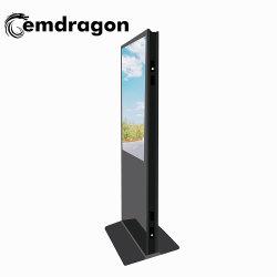 LCD van Gemdragon het Uiterst dunne Dubbele Zij Dubbele Scherm van het Netwerk van het Scherm van PC van de Speler van de Advertentie van de Monitor van de Advertentie Androïde Dubbele