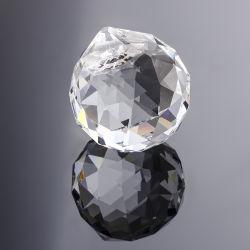 Perles en cristal optique chaîne & Pendentif de fraisage de cristal