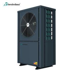 مضخة التسخين Evi للماء الساخن المنزلي مع التبريد و وحدة مضخة التسخين