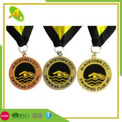 Executando o Sport ganhar Metal Futebol Graduação Medalhão de crianças (300)