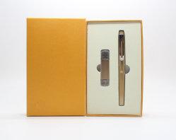 Новый стиль поощрения перо и USB Flash Disk подарки,