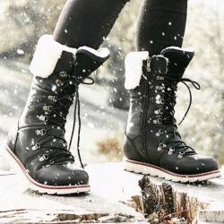 方法新しいデザイン冬の女性のブートの雪は雪の靴を起動する