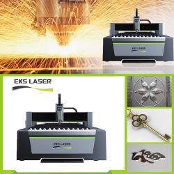 Cubas de aço carbono a comutação de Acionamento Duplo Máquina de processamento Laser de fibra óptica