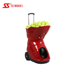 Hot Sale Meilleure qualité de fabricant original de formation Smart Serve de la machine de Tennis Sport