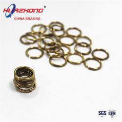 Cuivre-zinc anneaux laiton soudure de brasage des alliages de métaux de remplissage Rbcuzn-a