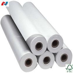 Papier de transfert de chaleur par sublimation thermique pour le polyester ou de tissu de coton