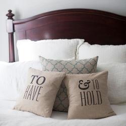 卸し売りカスタム枕クッションポリエステルカスタム写真および映像の枕箱