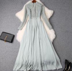 숲의 신부 스프링 공주 판타지 새틴 이브닝 드레스