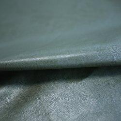Elástico suave cuero de PU de alta calidad para la falda pantalones vaqueros pantalones