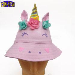 Unicorn Hat cuchara niñas niños Hat Hat Fama Fabricante de auditoría