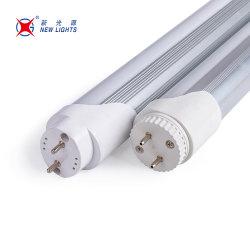 Lampada tubolare LED ALU+PC tubo luminoso LED T8 tubi LED LED Tubo fluorescente T8 LED con alluminio