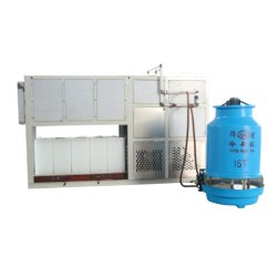 Haut de bonne qualité entièrement automatique usine directement à la vente commerciale industrielle bloc de glace Making Machine Machine Machine à glaçons