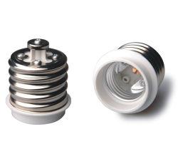 E40 aan E27 de Convertor van de Adapter van de Lamp