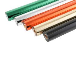 Lamina per stampaggio a caldo in PU/pelle di rame metallizzato