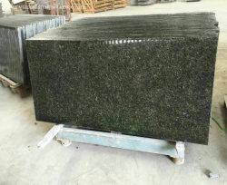 Доступный по цене Бразилия зеленый каменных блоков Верде Ubatuba гранита для жилых Multifamily кухня ванная комната на прилавок напольное покрытие на стене
