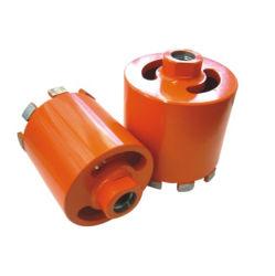 Punte per carotaggio a diamante a secco saldate al laser con fornitura diretta in fabbrica Per la foratura di calcestruzzo armato