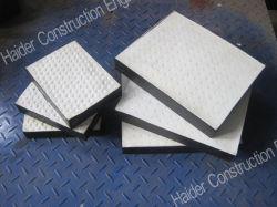 Cuscinetto del rilievo del ponticello di PTFE, cuscinetto elastomerico di PTFE
