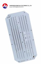 Wellcore 전구 조명 LED 알루미늄/FR-4 조명 PCB 보드 94V0 PCB 제조업체