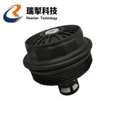 Авто деталей крышки масляного фильтра автоматического водяного охлаждения корпуса термостата Flanger 1473714 для изготовителей оборудования