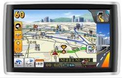 نظام GPS Navigation مع ذاكرة SDROM سعة 128 ميجابايت، مثال-7005