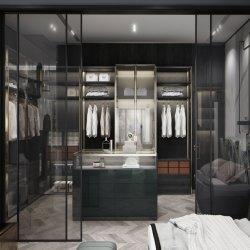 Holike 프로젝트를 위한 현대 래커 여닫이 문 피복 옷장