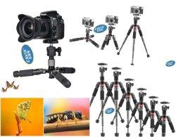 Mini 16 см высоты Pocket живых потокового письменный стол штатив для цифровых зеркальных камер/смартфон фотокамеры DSLR