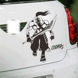 Zoll gestempelschnittenes Vinylaufkleber-Drucken für Fahrzeug-Skateboard-Boxauto-Fenster