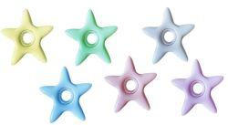 Starfish Shape GU10 MR16 Downlight Frame para el Baby Room, parque de atracciones