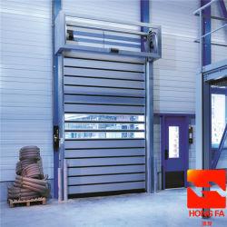Alta velocidad de la industria de la puerta de garaje en espiral (HF-K350)