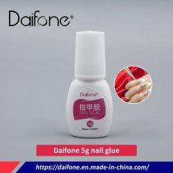 Lijm de Van uitstekende kwaliteit van de Spijker van Daifone 5g met Borstel
