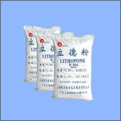 Lithopone(B301) Zns Baso4 화합물 안료 제작