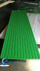 UHMWPE ou HDPE Nylon moulé par injection de la partie de moulage par extrusion de produits en plastique personnalisés pour des équipements de gym