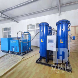 레이저 절단 제품 라인 PSA 질소 발생기 고압