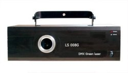 DMX 레이저 라이트/스테이지 레이저 라이트(LS 008G)