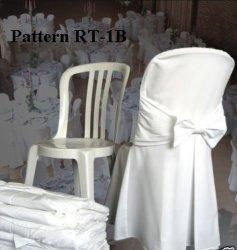 Председатель Bristo охватывает шаблон шаблон Rt-1b отеля Банкетный зал свадебные шелковую драпировку