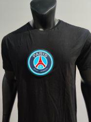 Psg LED kleidet das helle Elektrolumineszenz-EL-akustische Steuerglühen-T-Shirt fehlerfreies betätigt für Partei