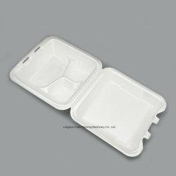 Folha de espuma PS máquina de extrusão/Caixa de alimentar a linha de produção/Caixa de almoço descartáveis linha de produção