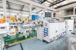 PVC CPVC UPVC 자재 도관 가스 용수 공급 및 배출 파이프 압출 생산 라인