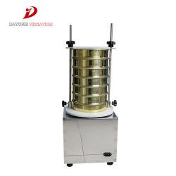 Petite machine de test standard de tamis souple de l'écran de laboratoire
