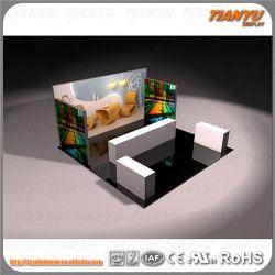 方法展示会ブースのデザインおよび構築