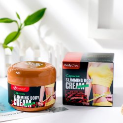 Capsico che dimagrisce i prodotti di bellezza della crema per il corpo