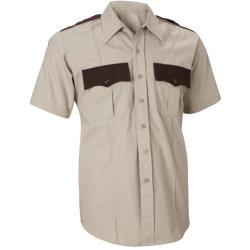 Beschermende Overhemd van de Veiligheid van Workwear van de Politie van de Veiligheidsagent van Mens het Eenvormige