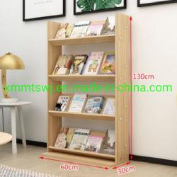 Mobiliário de madeira para reservar, revista em casa, escritório, Supermercado