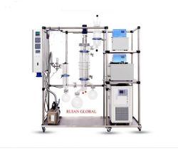 Glas kurz Weg Destill Säule für ätherisches Öl