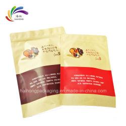 Emballage Alimentaire stratifiés en plastique Sac en papier kraft